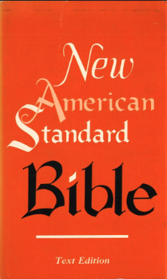 new american standard version